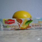 чай со льдом, iced tea, чай Липтон, чайные напитки