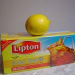 Чай Липтон, США, iced tea, чайные напитки