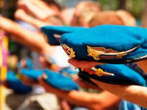 Голубые береты