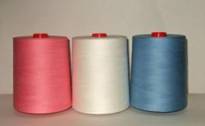 Цветные нитки