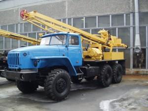 Буровая установка УРБ-2Д3, ЗИВ, Екатеринбург