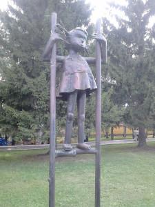 «Радужный ангел». А.Южакова, г.Нижний Тагил