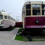 трамвай серии х, музей тту, музей трамваев екатеринбург, музей ретро трамваев, музей трамваев, ретро трамвай