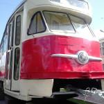 трамвай т-2, вагон т-2, музей тту, музей трамваев екатеринбург, музей ретро трамваев, музей трамваев, ретро трамвай