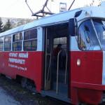 трамвай татра т3, музей тту, музей трамваев екатеринбург, музей трамваев