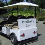 Президентская повозка