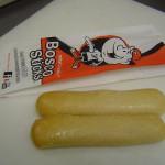 Одна порция - две сырные палочки