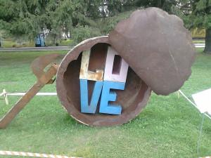 «Любовь НЗ». А.Вяткин, г.Заречный,