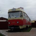 трамвай к-2, вагон к-2, музей тту, музей трамваев екатеринбург, музей ретро трамваев, музей трамваев, ретро трамвай