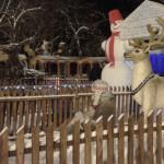 ЦПКиО. Резиденция Деда Мороза