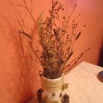 """Цветы сухоцветы. Букет """"Новогодний Каприз"""""""