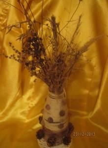 """Цветы сухоцветы. Букет """"Новогодние Мечты"""""""