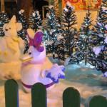 ЦПКиО. Снежные фигуры