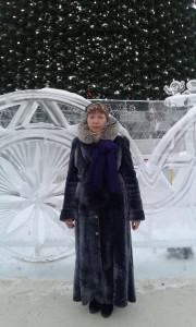 Екатеринбург. Ледовый городок