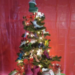 Новогодние башмачки и туфельки. Коллекция сувенирных башмачков и туфелек