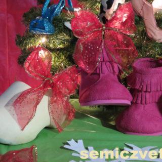 Новогодние башмачки. Коллекция сувенирных башмачков и туфелек