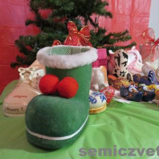 Волшебные башмачки. Коллекция сувенирных башмачков и туфелек