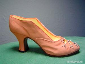 Туфелька «Весна». Коллекция сувенирных башмачков и туфелек