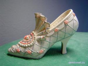 Коллекция сувенирных башмачков и туфелек