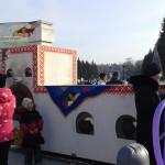 ЦПКиО. Русский праздник Масленица