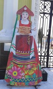 ЦПКиО. Традиция хлеб-соль