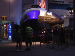 Космический центр НАСА, Хьюстон, симулятор космического полета