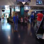 Космический центр НАСА, Хьюстон, Техас, США
