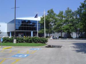 Космический центр НАСА, Хьюстон, штат Техас, США