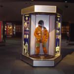 Космический центр НАСА, Хьюстон, скафандр космонавта, шаттл