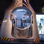 Космический центр НАСА, Хьюстон, космическая капсула
