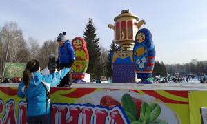 Славянский праздник Масленица