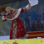 ЦПКиО. Фольклорный праздник Масленица