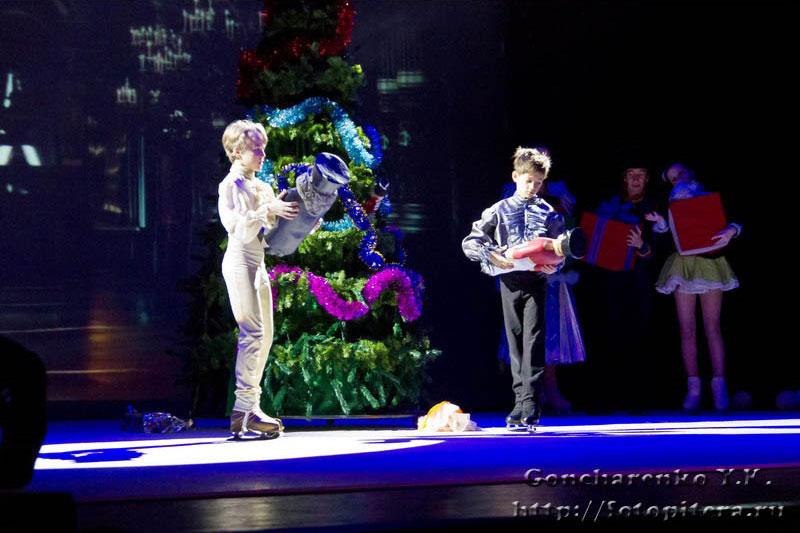 Ледовый спектакль Щелкунчик и проклятие тьмы