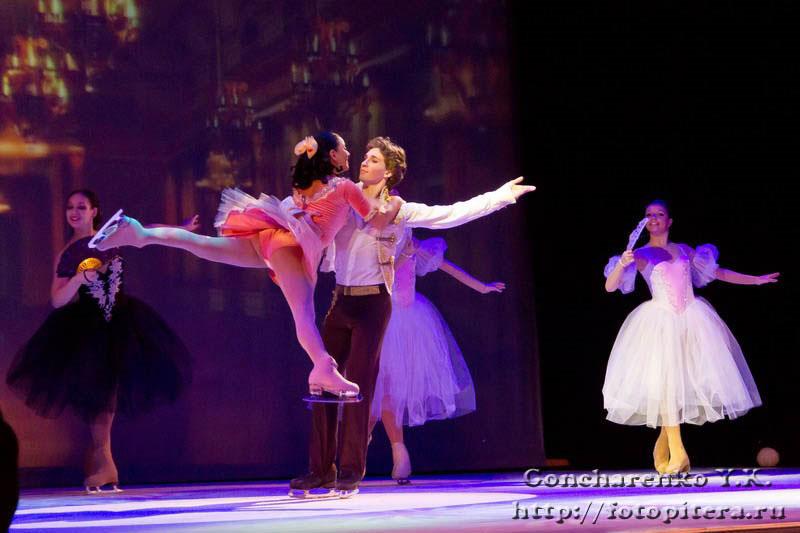 Ледовый спектакль Щелкунчик и проклятье тьмы, Мари Генрих