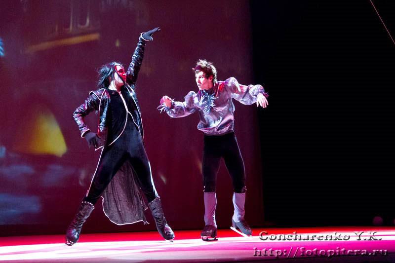 Ледовый спектакль Щелкунчик и проклятье тьмы, Мышиный Король и Франс