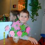 бисерное плетение цветов, цветы из бисера, бисероплетение цветов