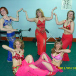 хореография ансамбль, хореография танца живота