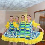 хореография русского народного танца, хореография ансамбль