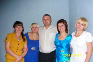 Дружная семья, Черновицкие Забайкалье