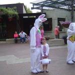 пасхальный кролик, easter bunny, штат техас сша