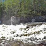 река канда, красота северной природы, жизнь за полярным кругом, заполярье россии, заполярье север, природа заполярья, кольское заполярье
