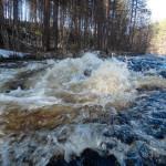 красота северной природы, жизнь за полярным кругом, заполярье россии, заполярье север, природа заполярья, кольское заполярье, река лупче-савино