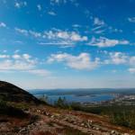 гора крестовая, красота северной природы, жизнь за полярным кругом, заполярье россии, заполярье север, природа заполярья, кольское заполярье
