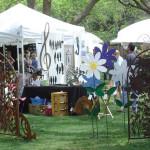 современное искусство сша, ботанический сад дендропарк, штат техас сша, современное искусство скульптура, артскейп