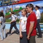 свердловская детская железная дорога, детская жд дорога, юные железнодорожники