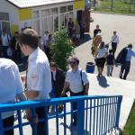 станция железнодорожная центральная, Свердловская детская железная дорога
