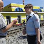 свердловская детская железная дорога, юный железнодорожник, детская жд дорога