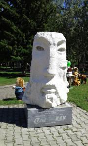 азиопа, выставка парковой скульптуры, фестиваль садовой скульптуры, конкурс садовой скульптуры, скульптуры белый мрамор, творчество камень, цпкио екатеринбург