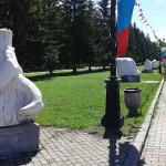 фестиваль парковой скульптуры, конкурс садовой скульптуры, выставка парковой скульптуры, скульптуры белый мрамор, творчество камень, куб мрамор, цпкио екатеринбург, цпкио им маяковского, цкпио