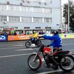 мотошоу фото, игры футбол мотоцикл, игра мотобол, фото мотобол, день рождения города екатеринбурга, день города екатеринбург